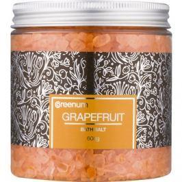 Greenum Grapefruit fürdősó  600 g