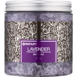 Greenum Lavender fürdősó  600 g