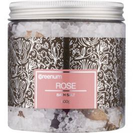Greenum Rose fürdősó  600 g