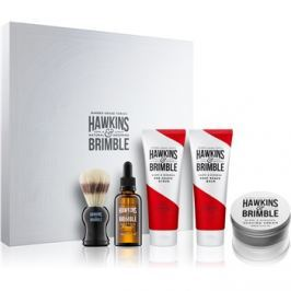 Hawkins & Brimble Natural Grooming Elemi & Ginseng kozmetika szett I.