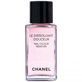 Chanel Le Dissolvant Douceur körömlakklemosó argánolajjal  50 ml