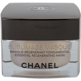 Chanel Sublimage regeneráló maszk az arcra  50 g