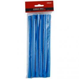 Chromwell Accessories Blue kis hab papillot (ø 14 x 240 mm) 10 db