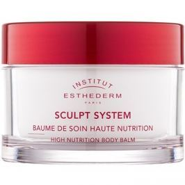 Institut Esthederm Sculpt System magasan tápláló testbalzsam  200 ml
