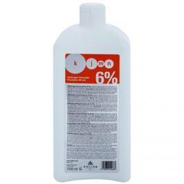 Kallos KJMN színelőhívó emulzió 6 % 20 vol. professzionális használatra  1000 ml