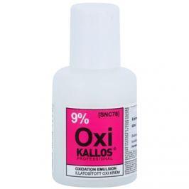 Kallos Oxi peroxid krém 9% professzionális használatra  60 ml