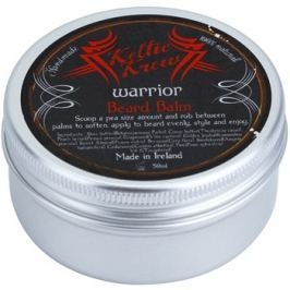 Keltic Krew Warrior szakáll balzsam szantálfával  50 ml
