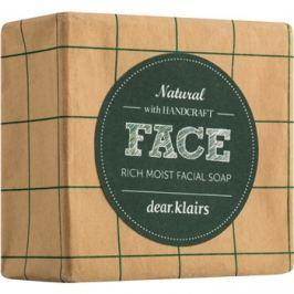 Klairs Rich Moist parfümös szappan az érzékeny arcbőrre  100 g