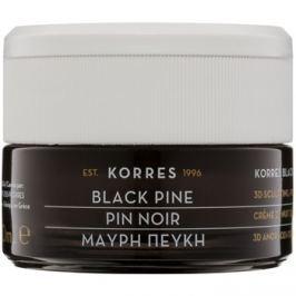 Korres Face Black Pine feszesítő éjszakai krém lifting hatással  40 ml