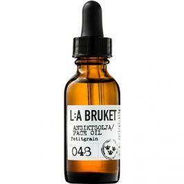 L:A Bruket Face arcolaj narancs kivonattal normál és száraz bőrre  30 ml