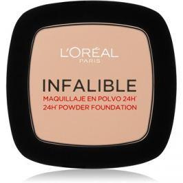L'Oréal Paris Infallible fixáló púder árnyalat 160 Sand Beige 9 g