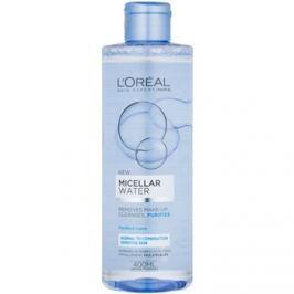 L'Oréal Paris Micellar Water micelláris víz normál és kombinált, érzékeny bőrre  400 ml