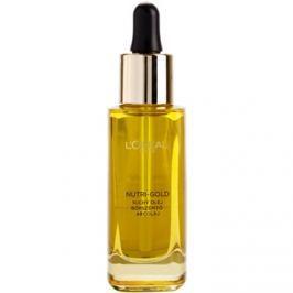 L'Oréal Paris Nutri-Gold olaj arcra 8 esszenciális olajból  30 ml