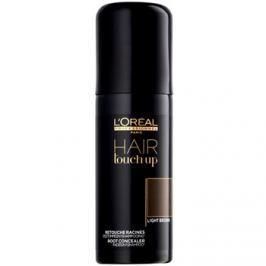 L'Oréal Professionnel Hair Touch Up korrektor az ősz hajszálakra árnyalat Light Brown 75 ml