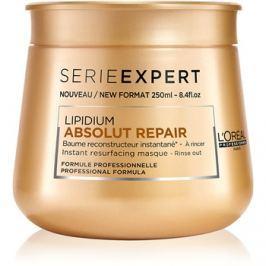 L'Oréal Professionnel Série Expert Absolut Repair Lipidium regeneráló maszk nagyon sérült hajra  500 ml