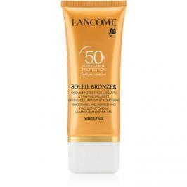 Lancôme Soleil Bronzer Bőr öregedés elleni napkrém SPF50  50 ml