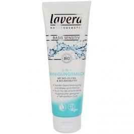 Lavera Basis Sensitiv tisztító arctej  125 ml