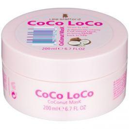 Lee Stafford CoCo LoCo haj maszk kókuszolajjal  200 ml