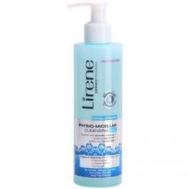 Lirene Hypoallergenic fiziológiás micelláris arctisztító gél  200 ml
