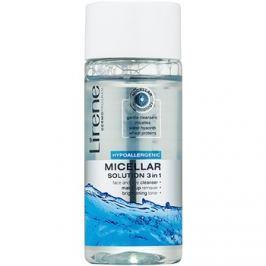 Lirene Hypoallergenic micelláris tisztító víz 3 az 1-ben  75 ml