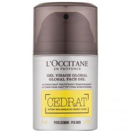 L'Occitane Cedrat mattító gél hidratáló hatással  50 ml