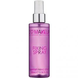 Makeup Revolution I ♥ Makeup Fixing Spray make-up fixáló spray  100 ml