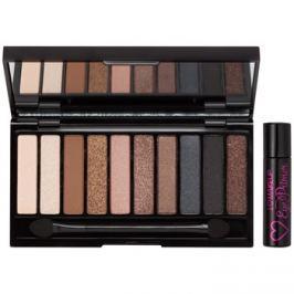 Makeup Revolution I ♥ Makeup Selfie szemhéjfesték paletta + alapozó bázis  9 g