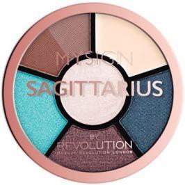 Makeup Revolution My Sign szemhéjfesték paletta árnyalat Sagittarius  4,6 g