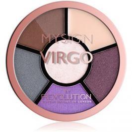 Makeup Revolution My Sign szemhéjfesték paletta árnyalat Virgo 4,6 g
