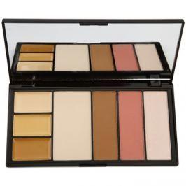 Makeup Revolution Protection paletta az egész arcra árnyalat Medium 19 g