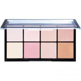 Makeup Revolution Ultra Pro Glow bőrvilágosító paletta  20 g