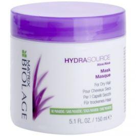 Matrix Biolage Hydra Source maszk száraz hajra  150 ml