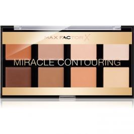 Max Factor Miracle Contouring arckontúr paletta  30 g