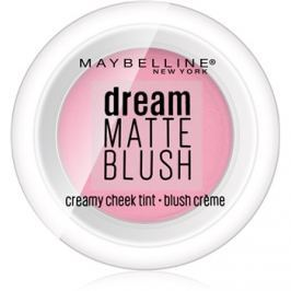 Maybelline Dream Matte Blush matt krémes arcpírositó árnyalat 40 Mauve Intrigue 6 g