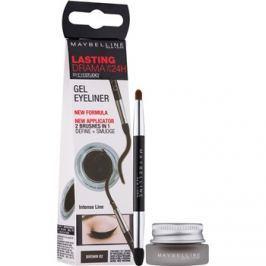 Maybelline Eyeliner Lasting Drama™ zselés szemhéjtus árnyalat 02 Brown 2,8 g