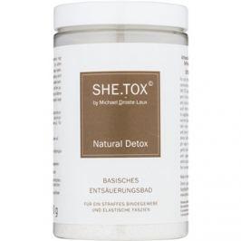 Michael Droste-Laux SHE.TOX detoxikáló fürdő  500 g