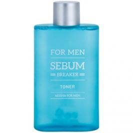 Missha For Men Sebum Breaker tonik zsíros bőrre  160 ml