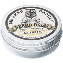 Mr Bear Family Citrus szakáll balzsam  60 ml