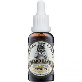 Mr Bear Family Citrus szakáll olaj  30 ml