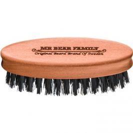 Mr Bear Family Grooming Tools utazó szakállkefe