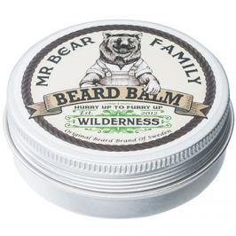 Mr Bear Family Wilderness szakáll balzsam  60 ml