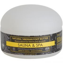Natura Siberica Sauna and Spa vaj lábakra  120 ml