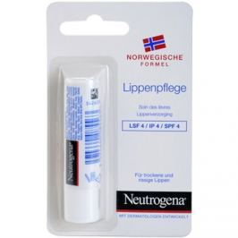 Neutrogena Lip Care ajakbalzsam bliszterrel SPF 4  4,8 g