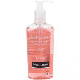 Neutrogena Visibly Clear Pink Grapefruit tisztító emulzió  200 ml
