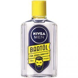 Nivea Men szakállápoló olaj  75 ml