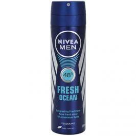 Nivea Men Fresh Ocean spray dezodor 48H  150 ml
