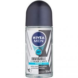 Nivea Men Invisible Black & White golyós izzadásgátló uraknak  50 ml