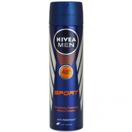 Nivea Men Sport antiperspirant spray -ben  150 ml
