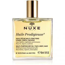 Nuxe Huile Prodigieuse multifunkciós száraz olaj arcra, testre és hajra  50 ml