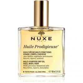 Nuxe Huile Prodigieuse multifunkciós száraz olaj arcra, testre és hajra  100 ml